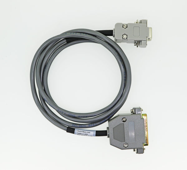 SKF Communication Cable D-Sub 25 Pin to D-Sub 9 Pin Connector