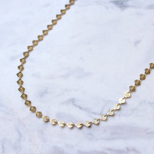 Collar Choker Shell
