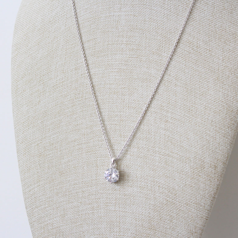 Collar Single Diamond