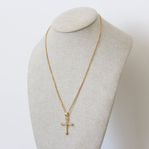 Collar French Cross