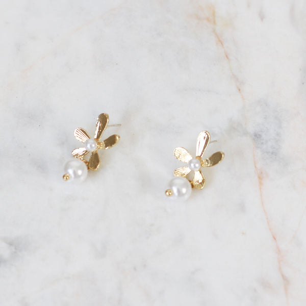 Aretes Soft Flowers