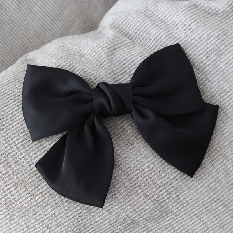 Moño Black Bow