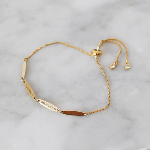 Pulsera United Gold