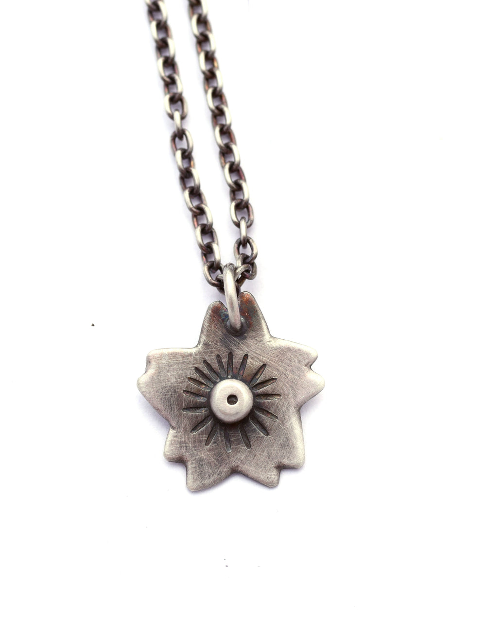 Erin Austin necklace, Cherry Blossom or Hexagon Pendant