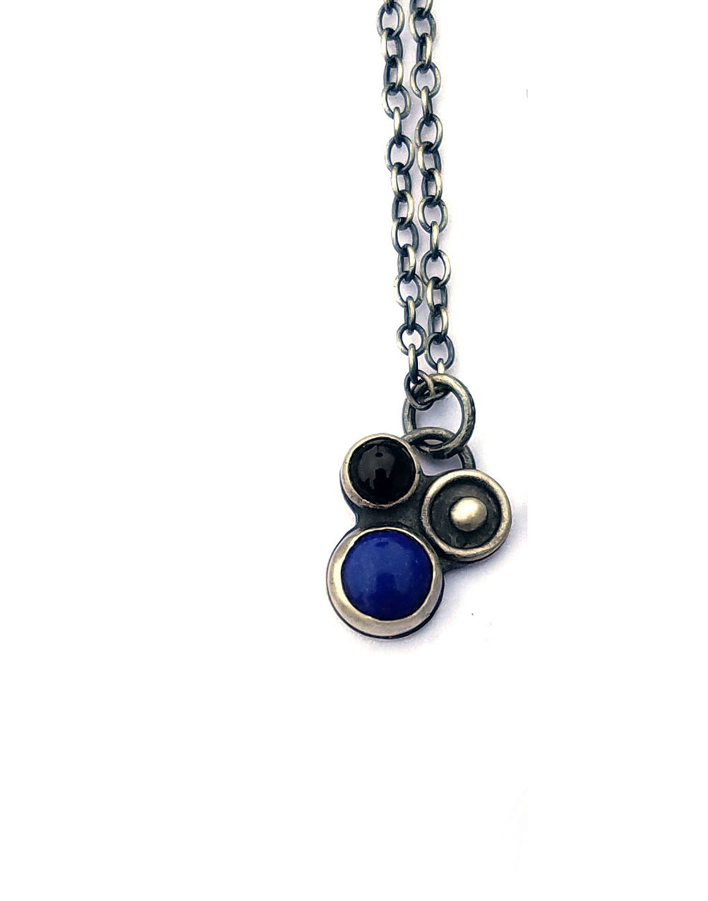 Erin Austin necklace, Orbital (tiny)