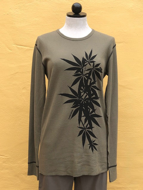 Marushka t-shirt, long-sleeve thermal UNISEX