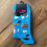 Hot Sox women's crew socks (3 for $18)