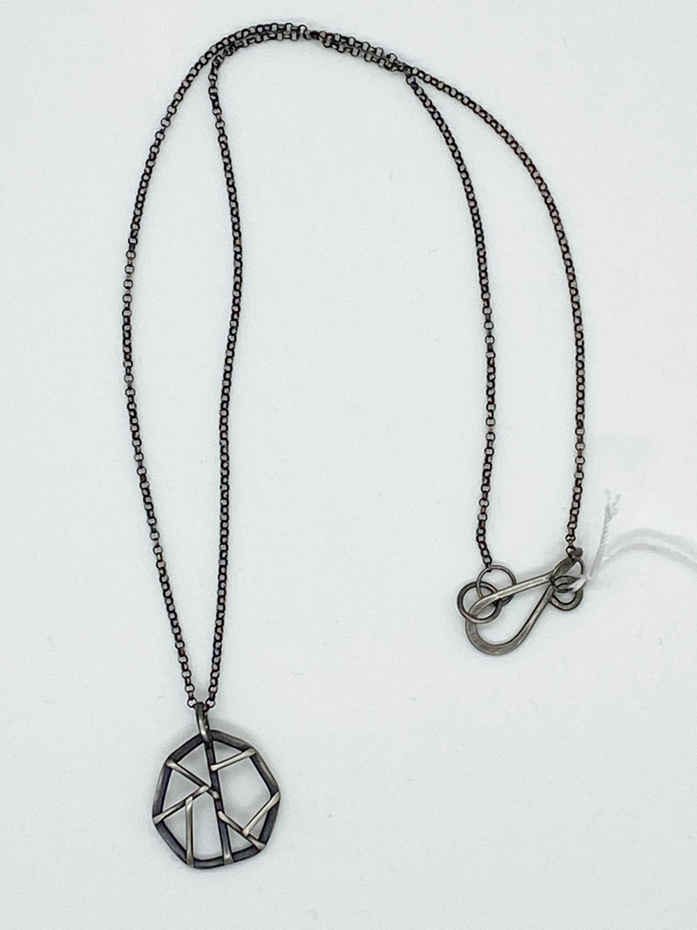 Erin Austin necklace, #165x Fractured pendant