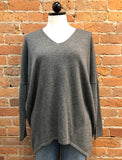 Michael Farrell sweater, boyfriend
