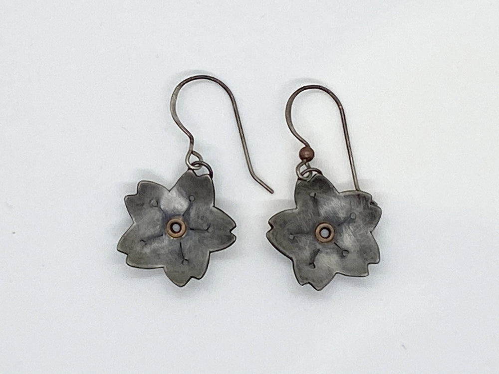 Erin Austin earrings, #28 blossom