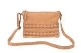 Latico leather purse, Olivier