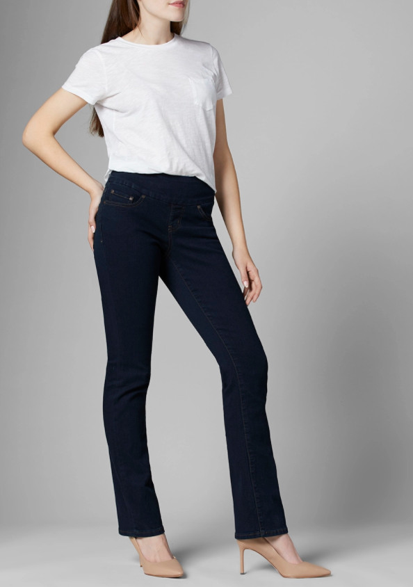 Jag Paley boot jeans (pull-on)