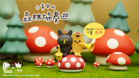 Little yellow studio's forest concerto Gacha Series - Preorder