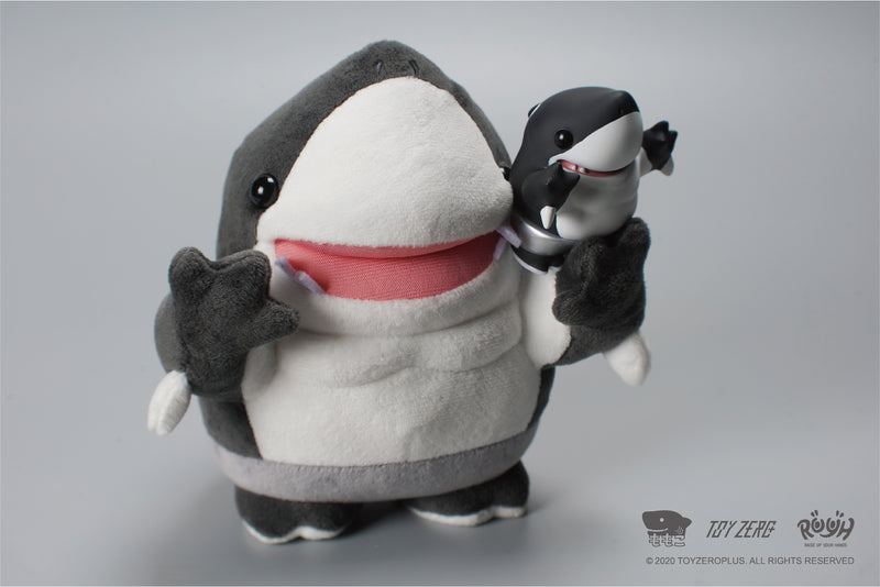 Raise Up Your Hands - Killer Whale Baby Shark (Plush Set)