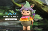 Pucky Monster Babies Series By Pucky