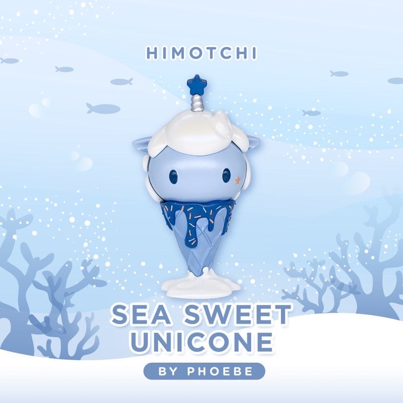 Sea Sweet Unicone by Phoebe