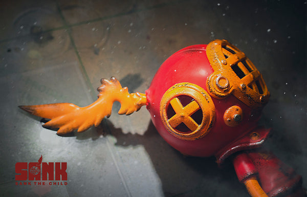 Little Sank - Revolution by SANK TOYS - Preorder