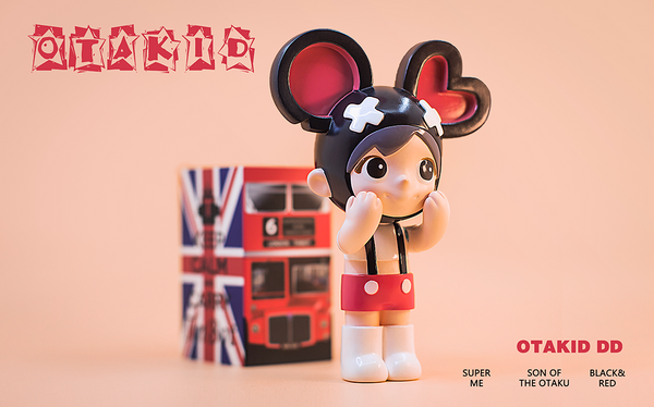 OTAKID-Super DD Mouse by Sank - Preorder
