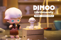 Dimoo Life University Blindbox Series by Ayan x Pop Mart - Preorder