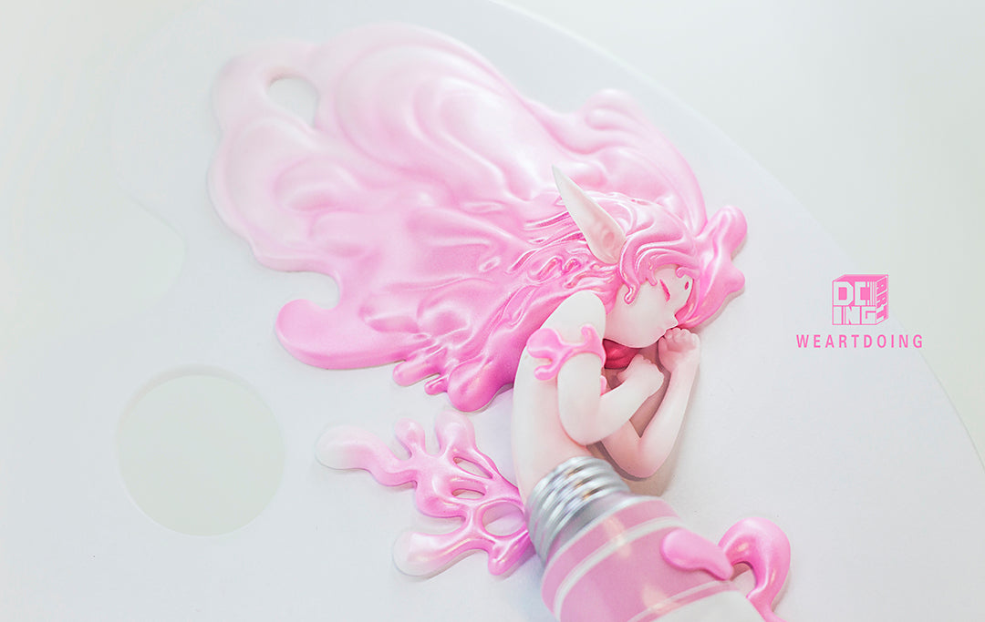 The Sleeping Beauty of Color - Pink by 颜如玉的第 x WeArtDoing - Preorder