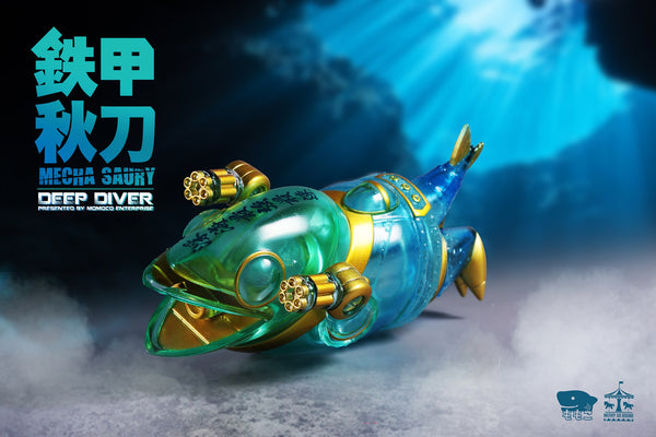 Mecha Saury - Deep Diver by Momoco x MGR - Preorder