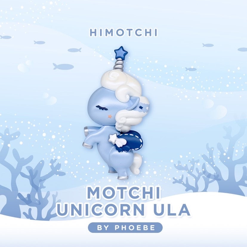 Motchi Unicorn ULA by Phoebe