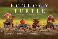 Ecology Turtle Gatcha Series - Preorder