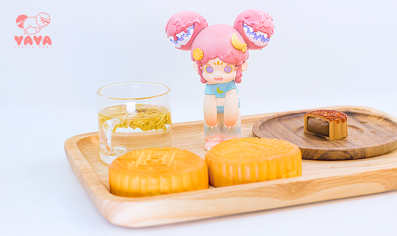 Yaya-Mooncake by MoeDouble2020 x WeArtDoing