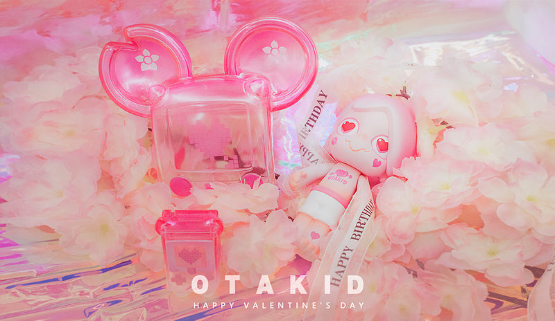 OTAKID - Pink Love by Sank Toys - Preorder