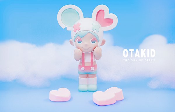 OTAKID - DD Mouse by Sank Toys - Preorder