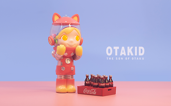 OTAKID Baby- Racoon-  Apple Pie by Sank Toys - Preorder
