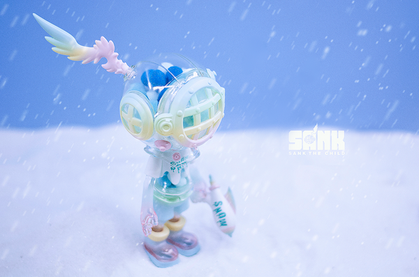 Little Sank-Snow by Sank - Preorder
