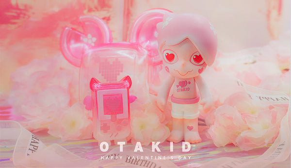 OTAKID - Pink Love by Sank Toys