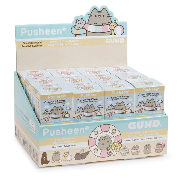 Pusheen the Cat Blind Box Series 10 Plush