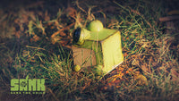Cube Frog - Green by Sank Toys