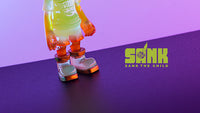 Little Sank- Spectrum Series (Neon Green) by Sank Toys
