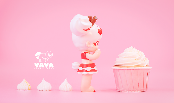 Yaya - Cherry Sundae by MoeDouble2020 x WeArtDoing - Preorder