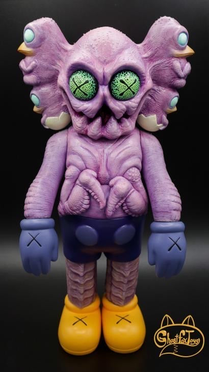 Misappropriated Icon 3 - Kawskadoodledoo by Ghost Fox Toys