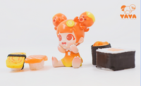 Yaya - Octopus-Orange by MoeDouble2020 x WeArtDoing