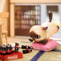 Fat House Happy Cat series from Simon Toys