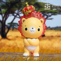 Crystal Little Lion Sunny by Tangent