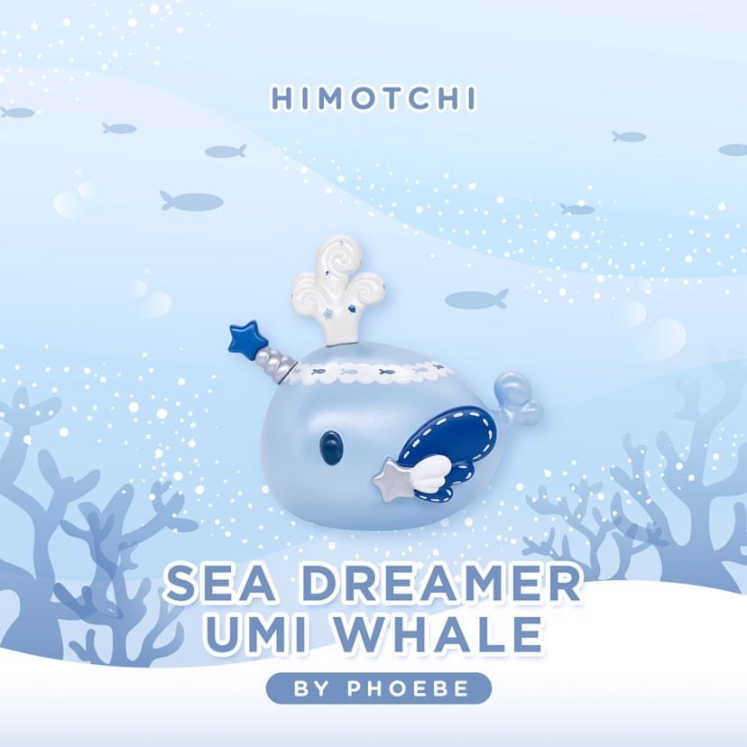 Umi Whale - Sea Dreamer Ver. By Phoebe