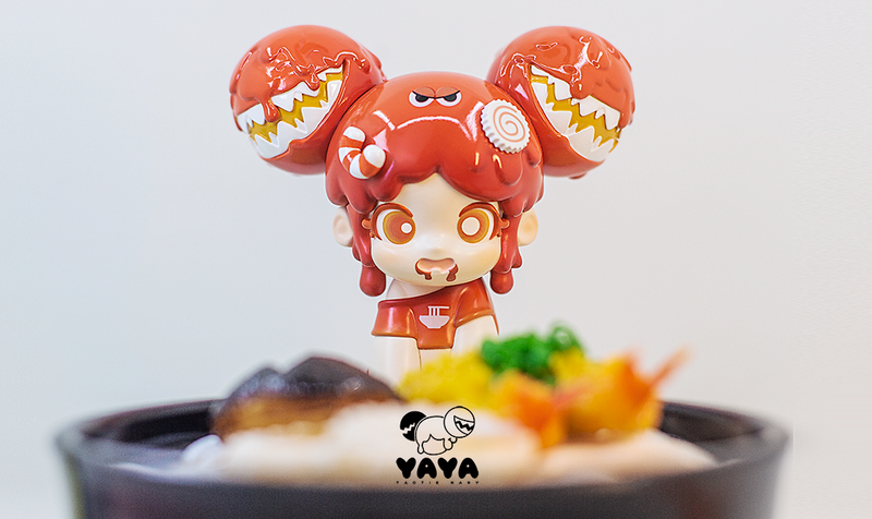 Yaya - Japanese Noodle by MoeDouble2020 x WeArtDoing