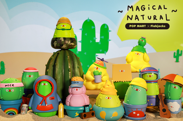 Flabjacks - Magical Natural Blindbox Series by Flabjacks - Preorder