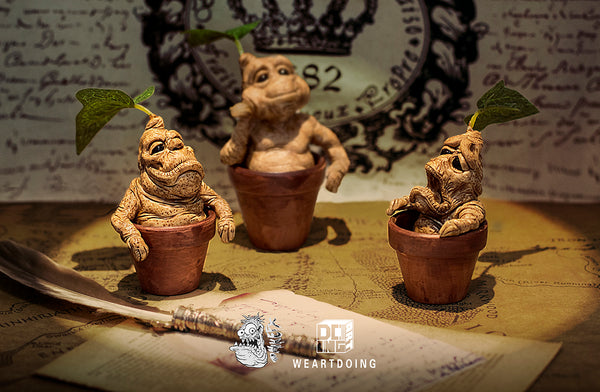 Mandrake by MikeFX x WeArtDoing