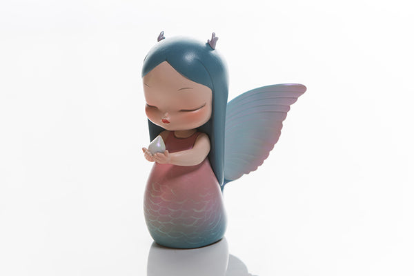 White Night Fairy- Flying Fish Angel -Lite- Song of the Sea