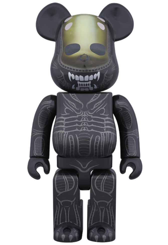 Bearbrick alien