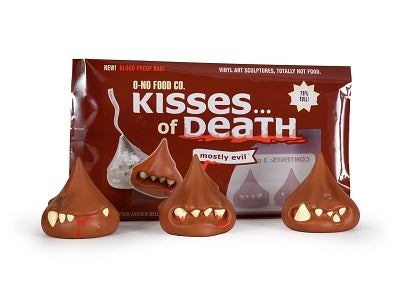 "Kisses of Death 2"" 3 Pack : Mostly Evil - standard edition by Andrew Bell"