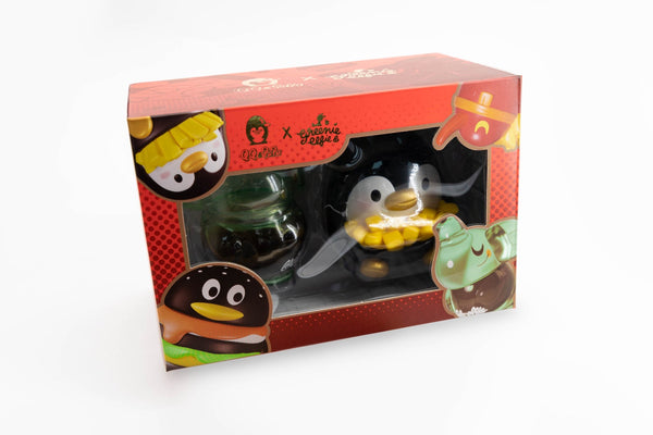 QQ X TOO ELFIE CAFE REMIX SET - Preorder
