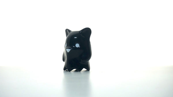 Ghostbear - Black by Luke Chueh - Strangecat Exclusive